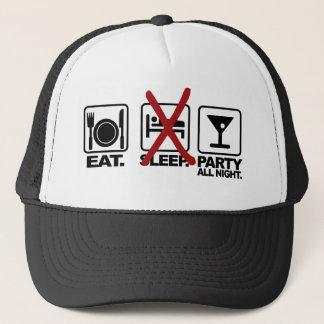 -睡眠無し-パーティを楽しみましたり帽子を、選びます色を食べて下さい キャップ