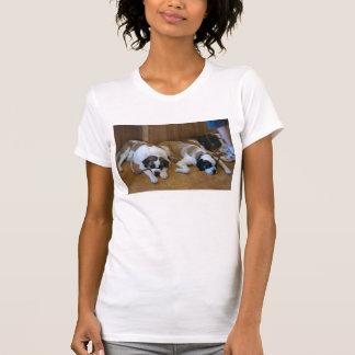 """""""睡眠犬"""" Tシャツ"""