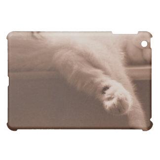 睡眠猫 iPad MINI カバー