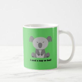 睡眠 コーヒーマグカップ