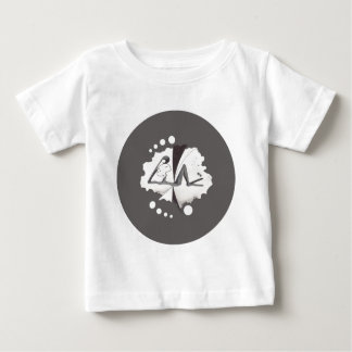 睡眠 ベビーTシャツ
