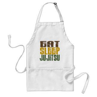 睡眠Ju Jitsu 1を食べて下さい スタンダードエプロン