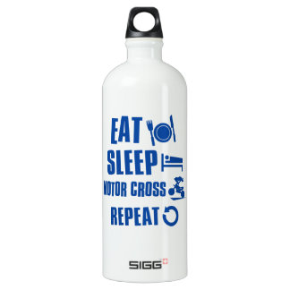 睡眠Motorcrossを食べて下さい ウォーターボトル