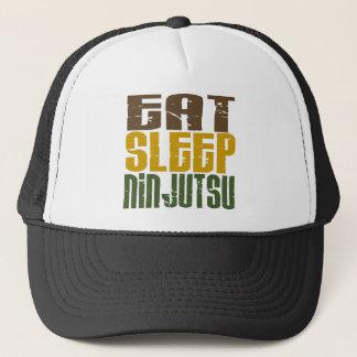 睡眠Ninjutsu 1を食べて下さい キャップ