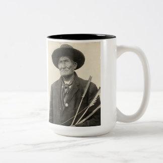 「矢とのGeronimo ツートーンマグカップ
