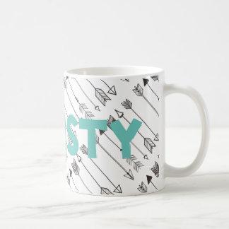 矢のコーヒー・マグ コーヒーマグカップ