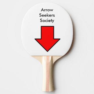 矢のシーカーの社会の卓球ラケット 卓球ラケット