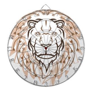 矢のライオン ダーツボード