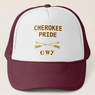 矢の帽子とのチェロキープライド キャップ