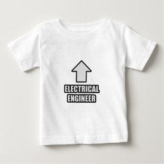 矢の電気技師 ベビーTシャツ