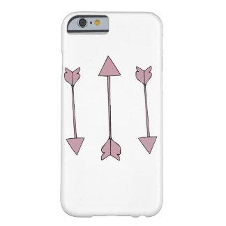 矢の電話箱 BARELY THERE iPhone 6 ケース
