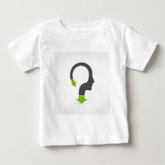 矢の頭部 ベビーTシャツ