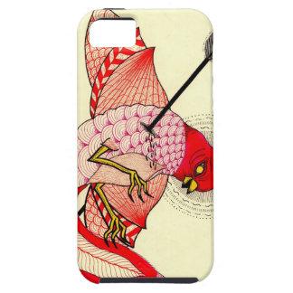 矢を持つ鳥 iPhone SE/5/5s ケース