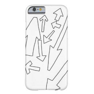 矢 BARELY THERE iPhone 6 ケース
