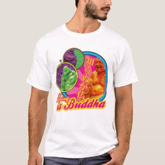 知らないことは仏です Tシャツ