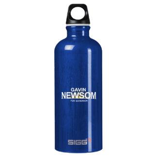 知事のためのギャビンNewsom ウォーターボトル