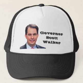 知事のスコットの歩行者 キャップ