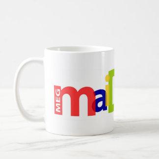 知事のマグのための女中 コーヒーマグカップ