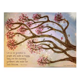知恵の木 ポストカード