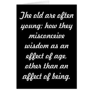 知恵 カード