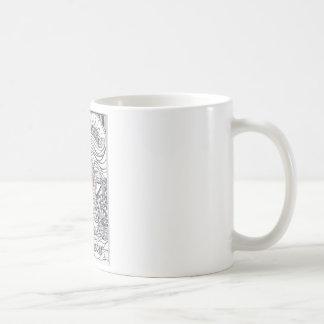 知恵 コーヒーマグカップ