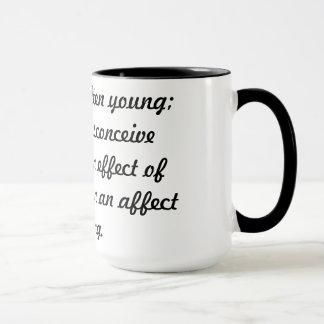 知恵 マグカップ