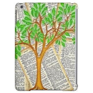 知識の木 iPad AIRケース