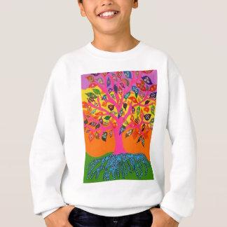 知識の根-生命の樹 スウェットシャツ