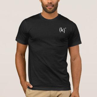 知識はです力(chikara) tシャツ