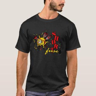短いヒューズのソフトボールのティー Tシャツ