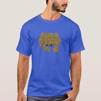 短い生命余りにカニのTシャツがあるため Tシャツ