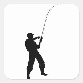 短い生命魚の懸命 スクエアシール