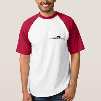 短い袖-野球のティー-テリーダグラス音楽 Tシャツ