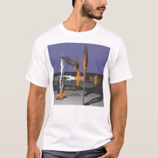 短剣(前部) Tシャツ