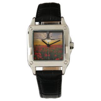 短気者のFlypast 腕時計