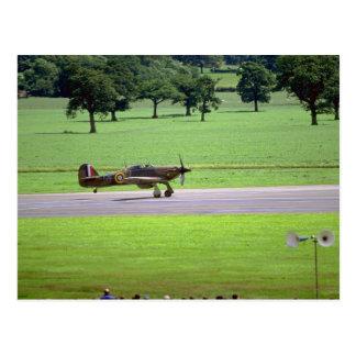 短気者、Woodfordのエア・ショー1990年、イギリス ポストカード