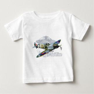 短気者Supermarine ベビーTシャツ