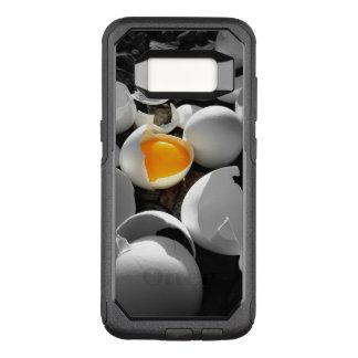 """""""石のイースター""""のSamsungの銀河系S8のカワウソの例 オッターボックスコミューターSamsung Galaxy S8 ケース"""
