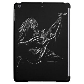 石のギタリストの芸術