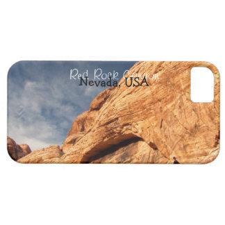 石のコントラスト; ネバダの記念品 iPhone SE/5/5s ケース