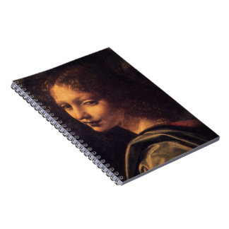 石のヴァージン-天使ジャーナル ノートブック