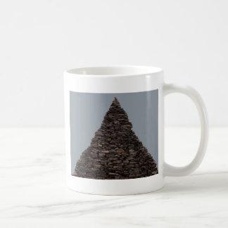 石の三角形 コーヒーマグカップ