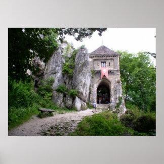 石の中世Strongold プリント