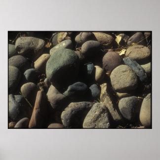 石の勉強 ポスター