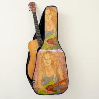 石の女の子 ギターケース