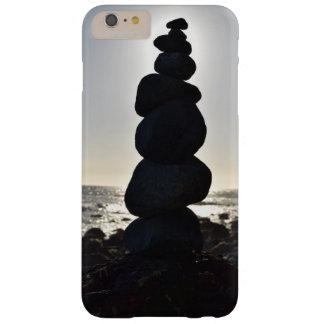石の寺院のiphoneの場合 barely there iPhone 6 plus ケース