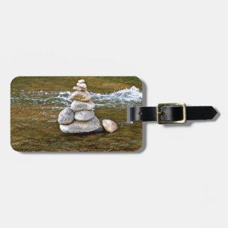 石の山のセドナの神聖なきしみ ラゲッジタグ