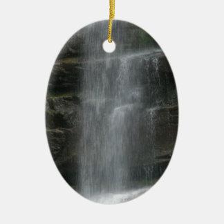 石の棚の滝 セラミックオーナメント