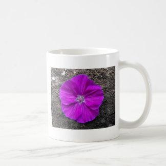 石の植物相 コーヒーマグカップ