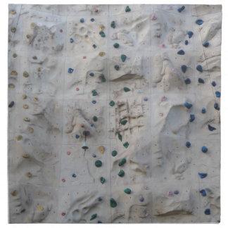 石の登山の壁 ナプキンクロス
